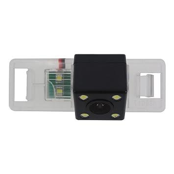 autostereo coche copia de seguridad embalaje de visión trasera cámara de visión trasera para Nissan Qashqai X-Trail coche cámara de visión posterior: ...