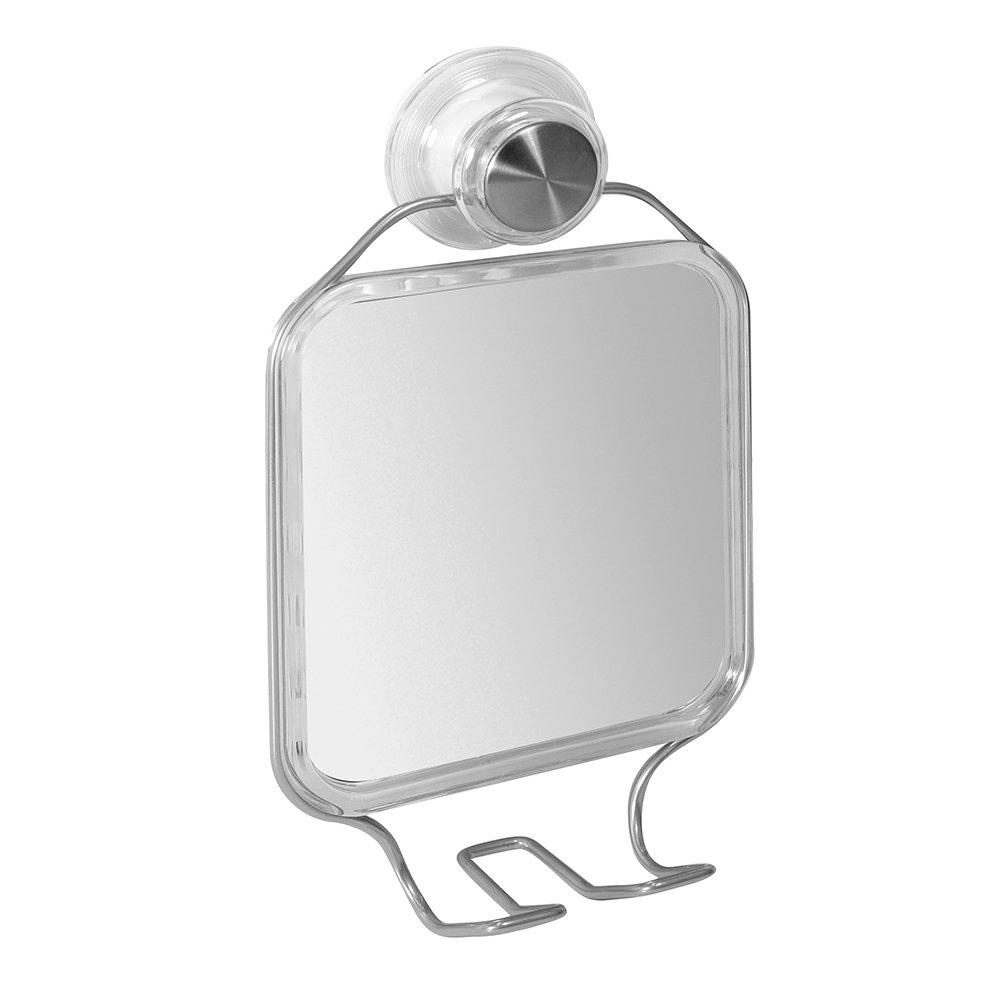 InterDesign Power Lock Ultra Fog-Free Mirror