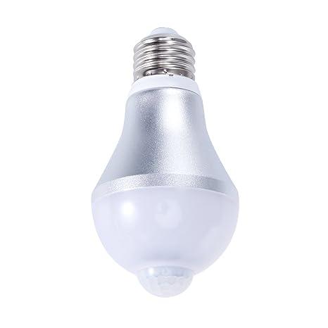 Amanecer a la luz de la bombilla, LEDMOMO 9W Bombilla LED de infrarrojos Ray 5630
