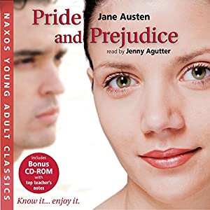 Pride and Prejudice: Young Adult Classics Audiobook