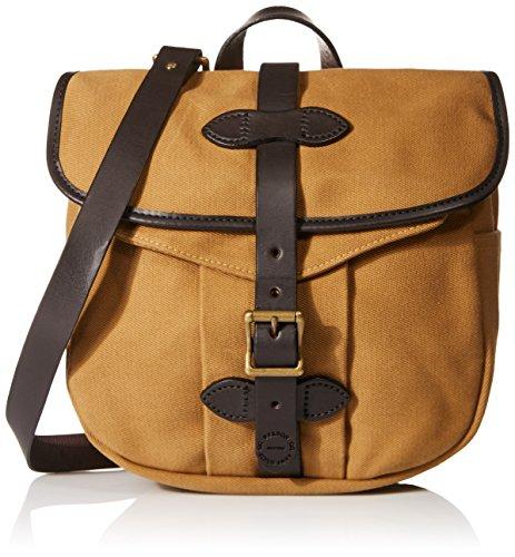 Filson Small Field Bag (Desert Tan) (Twill Rugged Duffle Filson Bag)