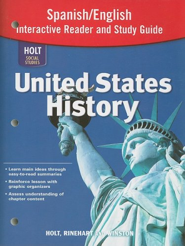 Holt Social Studies United States History
