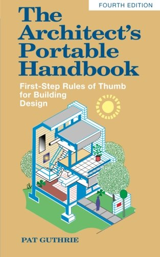 Space Saver Finish (The Architect's Portable Handbook: First-Step Rules of Thumb for Building Design 4/e (McGraw-Hill Portable Handbook))