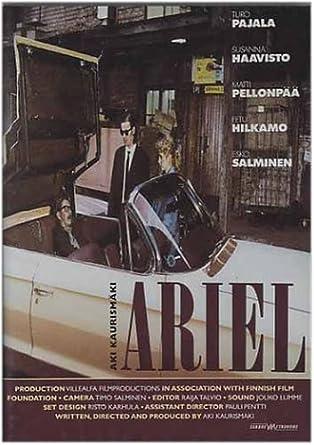 Ariel [DVD]: Amazon co uk: Matti Pellonpää, Esko Nikkari