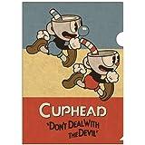 CUPHEAD カップヘッド A4クリアファイル②