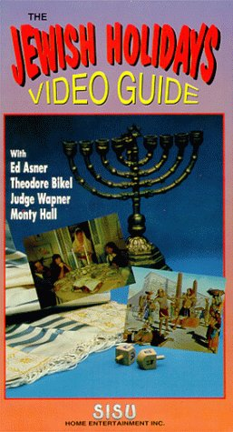 Jewish Holidays Video Guide [VHS]