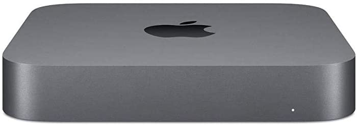 Apple Mac Mini Desktop Computer, 3.2GHz 6-Core Intel Core i7, 16GB Memory, 256GB SSD, Gigabit Ethernet (Late 2018 with a 2020 SSD Upgrade) Z0ZR0003E