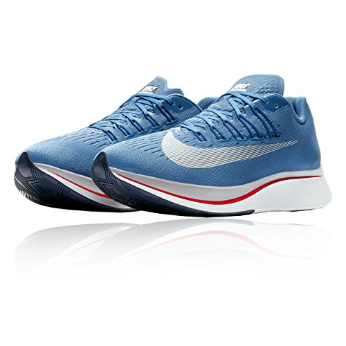 Nike Men's Zoom Fly Running Shoe 13 Blue