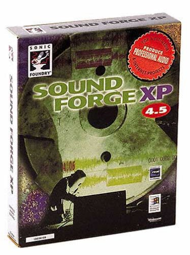 (Sound Forge XP 4.5)
