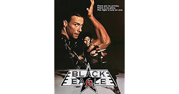 Amazon.com: Black Eagle: Jean-Claude Van Damme, Sho Kosugi ...