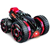Toys Bhoomi Shock Absorbing 5-Wheeled 6CH 2-sided RC Stunt Race car