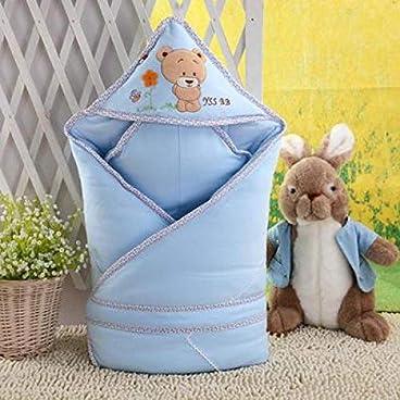 Babydecke Schlafsack für Neugeborene Männer und Frauen-blue_98cm baby schlafsack baby schlafsack mit