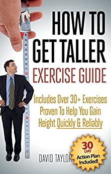 How to be tall book