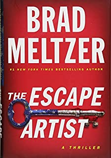 Book Cover: The Escape Artist
