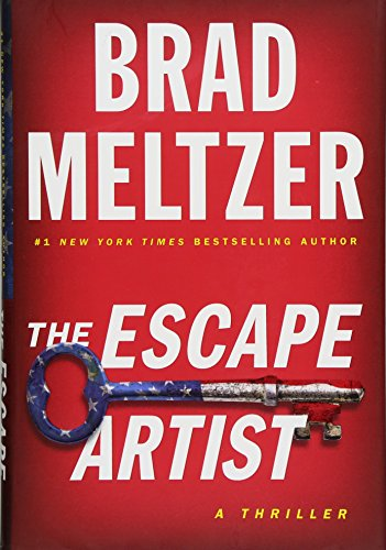 Book cover from The Escape Artist by Brad Meltzer