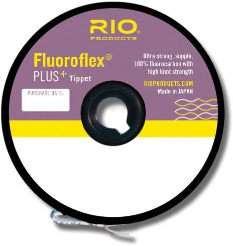 Rio Fluoroflex Fluorocarbon Plus Tippet Guide Spool – Fly Tying