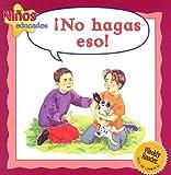 Â¡No Hagas Eso!, Janine Amos, 0836836812