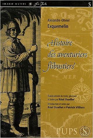 Livre Histoire des aventuriers flibustiers pdf, epub