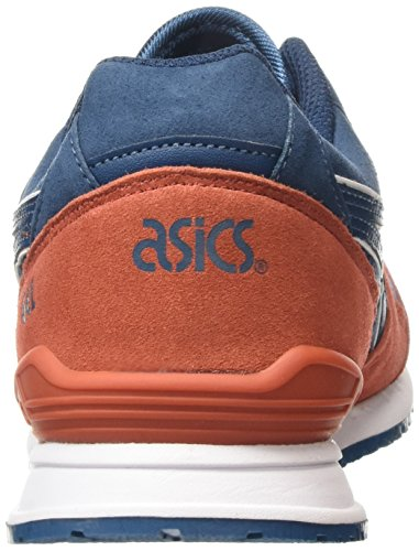 ASICS - Gel-classic, Zapatillas unisex adulto Rojo (chili/legion Blue 2445)