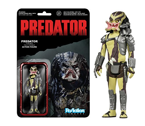 Funko Predator ReAction Figure - Open Mouth Predator