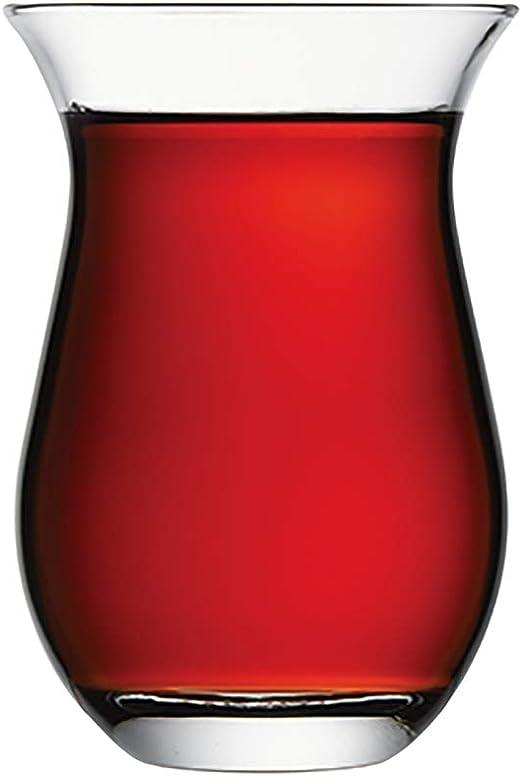 "72 Türkische Teegläser Teeglas /""Filiz/"" ~111 cc Cay Bardagi Set Tee Glas"