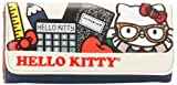 Hello Kitty SANWA0441 Wallet,White/Red/Cream/Black,One Size, Bags Central