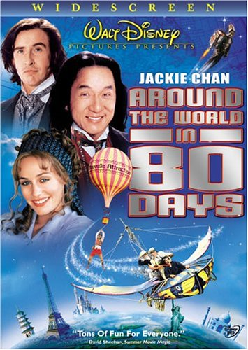 Amazon.com: Around the World in 80 Days (Widescreen Edition): Jackie Chan, Steve Coogan, Cecile de France, Frank Coraci: Movies & TV