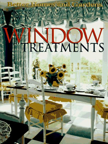 Window Treatments (Better Homes & Gardens) ()