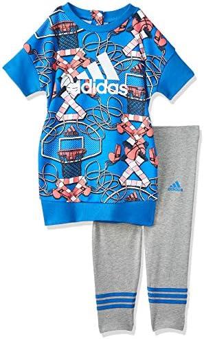 Adidas Baby Boys I DRESS SET GRL Youth