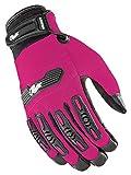 Joe Rocket Women's Velocity 2.0 Gloves (Pink, Large)