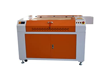 100w CO2 Laser Engraving Cutting Machine 900 * 600mm USB Wooding ...