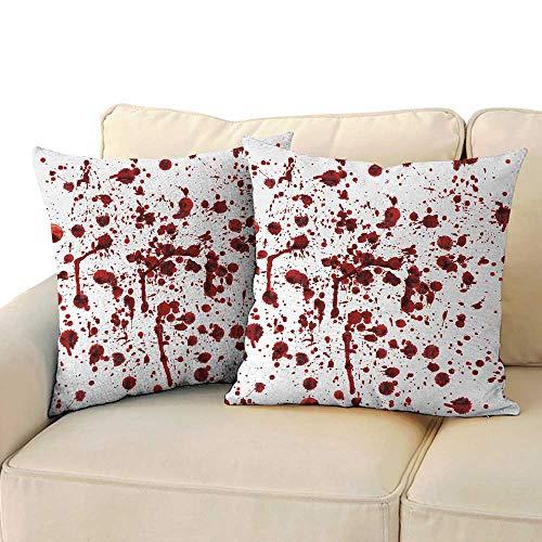 RenteriaDecor Horror,Pillowcases Set 14