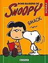 Snoopy, tome 21 : Bons baisers de Snoopy par Monroe Schulz