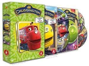 Chuggington - Volúmenes 5-8 [DVD]