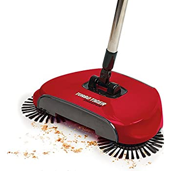 Amazon Com Turbo Tiger Sweeper Red