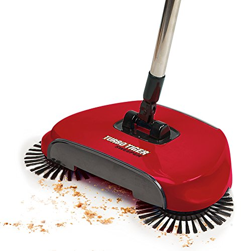 Lowest Price! Turbo Tiger Sweeper (Red)