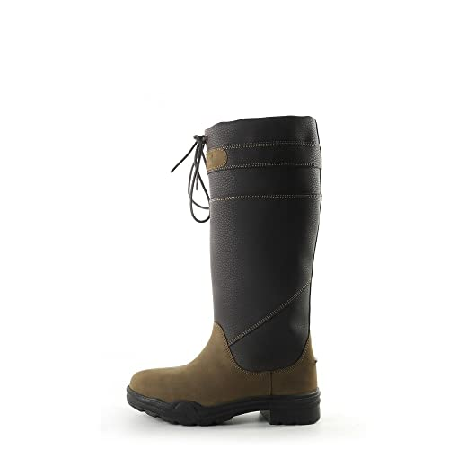 c2e634f3126 Brogini Unisex Childrens Leather Derbyshire Country Boots: Amazon.co.uk:  Shoes & Bags