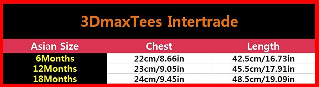 3DmaxTees Guava Juice Short Sleeve Baby Boys Shirt Cotton Round Collar Shirt