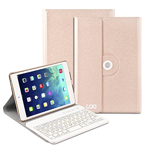 iPad-Mini-4-Keyboard-COO-Wireless-Removable-Bluetooth-Keyboard-Case-for-Apple-iPad-Mini-4-with-360-Degree-Rotation-and-Multi-Angle-Stand