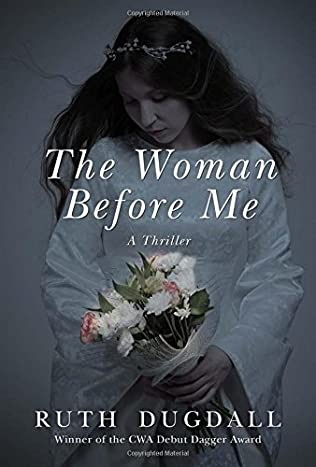 book cover of The Woman Before Me