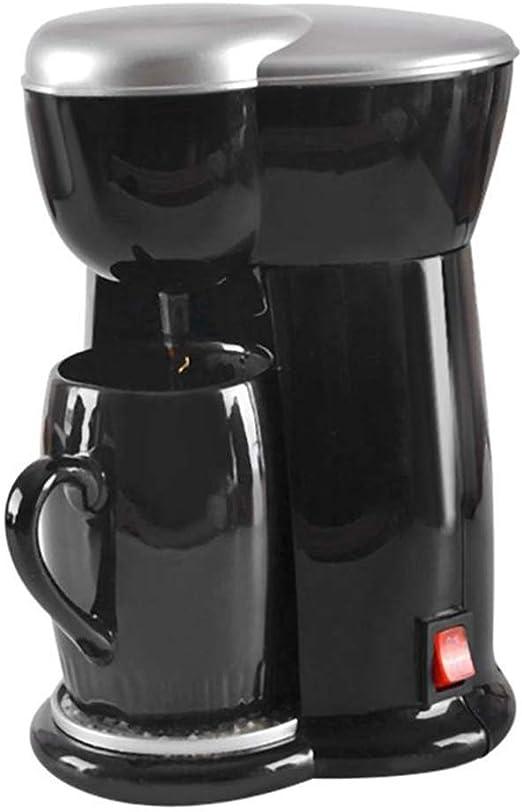 XIMULIZI 300 W Multiuso Hogar Mini Taza Individual Goteo Cafeteras ...