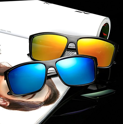 Color polarizadas de Sol Conducción Gafas Gafas Sol 5 nuevos de de de CUIYAN Moda YANJING Sol Moda Hombres Controlador Espejo Gafas 3 de de wHzU1xqY