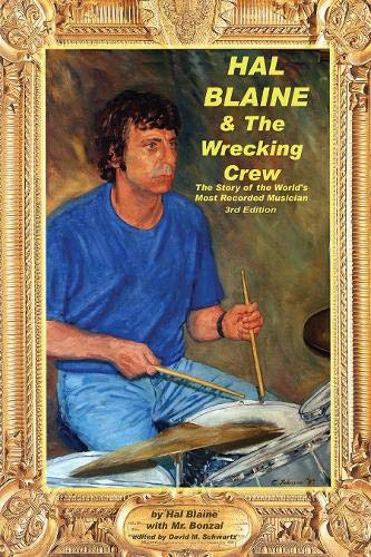 Book cover from Hal Blaine and the Wrecking Crew by Hal Blaine
