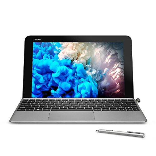 rmer Mini T103HA-D4-GR, 2 in 1 Touchscreen Laptop, Intel Quad-Core, 128GB SSD, Grey, Pen and Keyboard Included ()