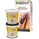 System Three Resins 1-Quart SculpWood Epoxy Paste Kit