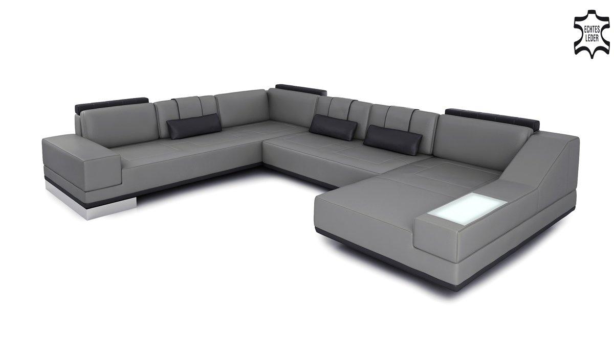 eckcouch u form. Black Bedroom Furniture Sets. Home Design Ideas
