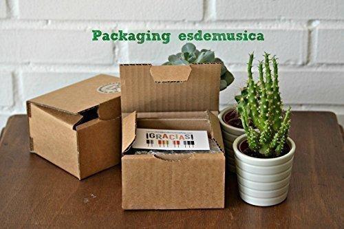 Pequeña caja de música manual con la melodía Hedwig´s Theme