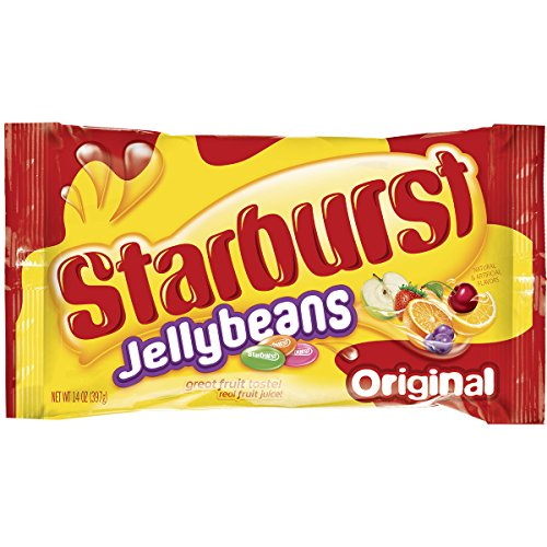 (Starburst Original Jellybeans Candy, 14 ounce)