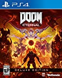Doom Eternal - PlayStation 4 Deluxe Edition at Amazon