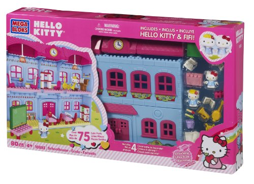 mega bloks hello kitty house - 4